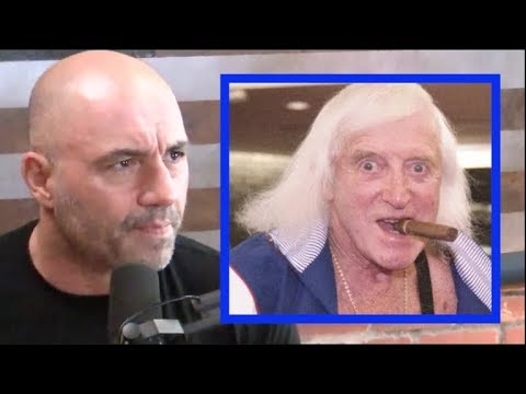 Joe Rogan on the Jimmy Saville Conspiracy