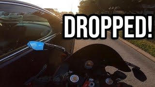 Got Hitted By Abstracted Lady   Crazy People & Bad Drivers VS Bikers. Road Rage EP [071]]