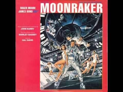 """Shirley Bassey – """"Moonraker – end title"""" (UA) 1979"""