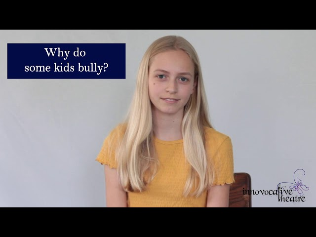 Anti-Bullying PSA for THE HUNDRED DRESSES