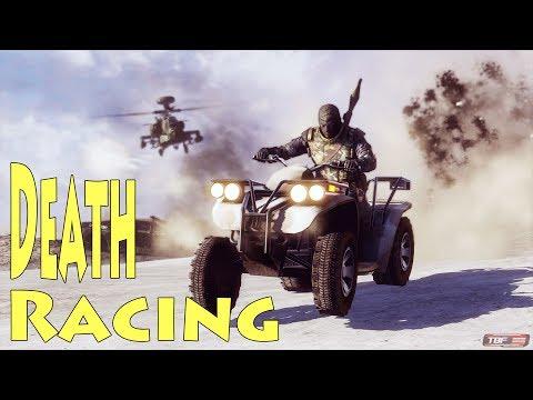Battlefield 4: Death Racing (Russian language)