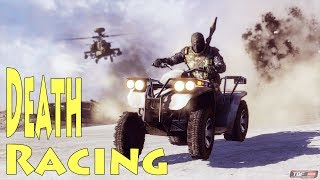 Battlefield 4: Death Racing (Russian language)