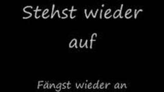 Madsen - verschwände dich nicht  (Songtext)