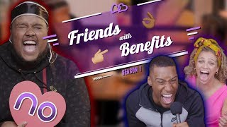 Chunkz Serenades His Date 😂| Friends With Benefits | S1 EP1