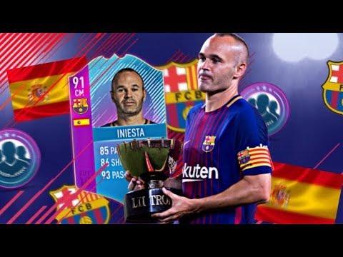 FIFA 18 JETZT INVESTIEREN TRADING TIPPS (DEUTSCH)   END OF ÄRA Iniesta  HOW TO MAKE COINS - ALEX96