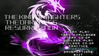 Descargar KOF The Darkness Resurrection vacio 1 link