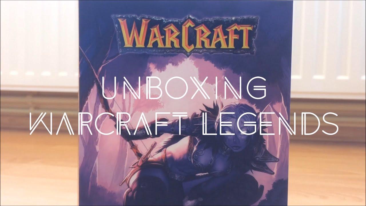 Legends Volume 3 Warcraft