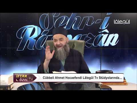 Kelime-i Tevhîd'in Tâlim üzere Doğru Okunuşu - Cübbeli Ahmet Hocaefendi Lâlegül TV