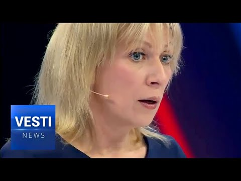 EXCLUSIVE: Maria Zakharova: West is Launching an All-Out Anti-Russian Campaign
