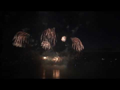 Honda Celebration of Light 2016 USA Disney