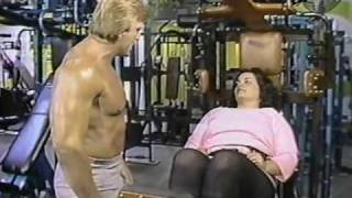 Paul Orndorff at the Gym  1984