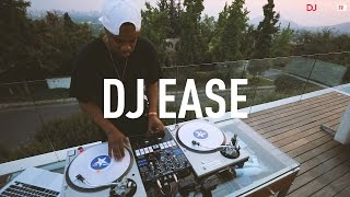 DJ EASE Performs a Routine for DJcityTV