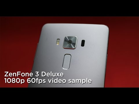 ZenFone 3 Deluxe - 1080p 60fps video sample - YouTube
