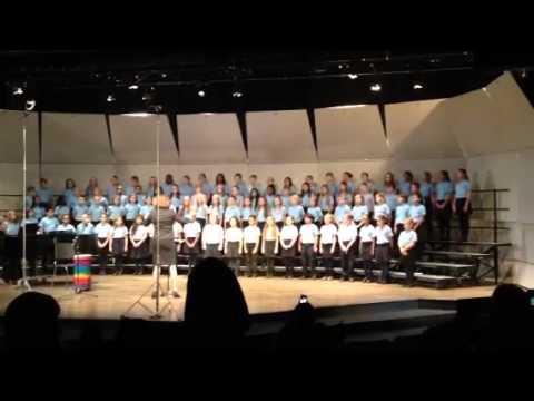 Jingle Bell Boogie - All District Choir