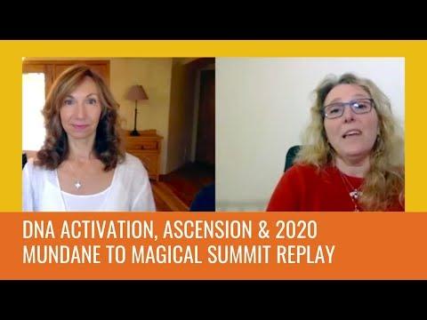 DNA Activation, Ascension