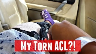 my torn acl channel update