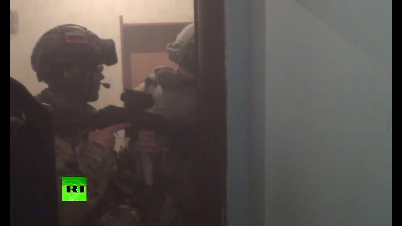 В Нижнем Новгороде обезвредили напавшего на полицейских мужчину