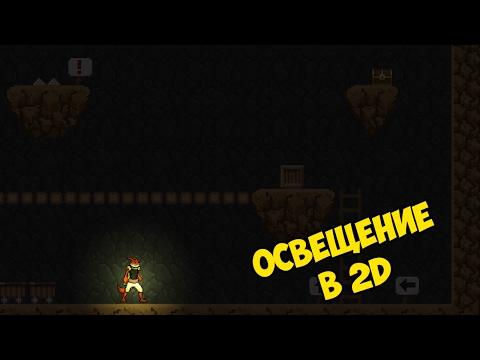 Программа для создания игр на компьютер 2d