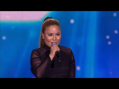 The X Factor UK 2017 Loverine Fermino Six Chair Challenge Full Clip S14E13