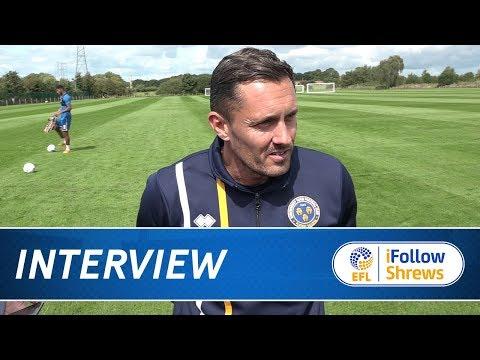 INTERVIEW | Paul Hurst pre Oxford  - Town TV