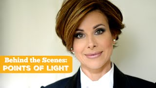 Behind The Scenes: Emceeing Points of Light Fundraiser