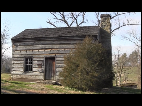 Visit Lincoln Homestead State Park