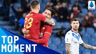 Smaldini Scores Again! | Roma 3-0 Brescia | Top Moment | Serie A