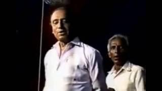 Datta Mahadik in Tamasha | Rare Video | दत�...