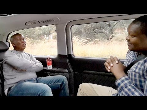 FULL INTERVIEW: Inside the mind of Julius Malema