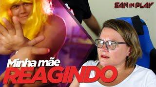 MINHA MÃE REAGINDO AO #RewindBr