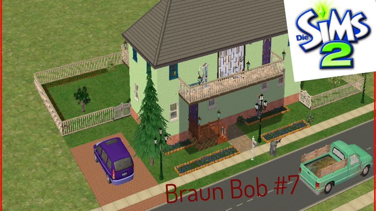 die sims 2 let s play braun bob 7 neue klamotten kaufen deutsch youtube. Black Bedroom Furniture Sets. Home Design Ideas
