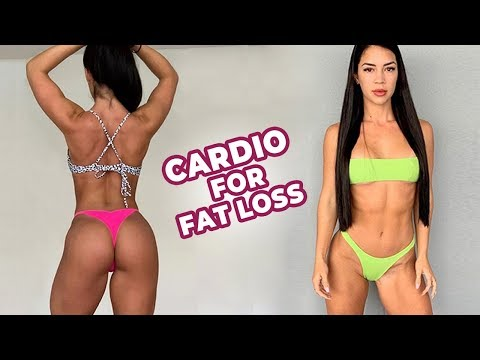CARDIO FOR FAT LOSS & BODY UPDATE!