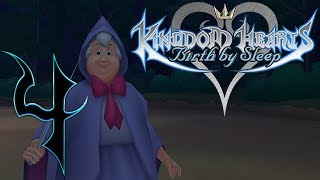 Kingdom Hearts Birth By Sleep Walkthrough Part 4 Terra Castle of Dreams (Let's Play Gameplay)