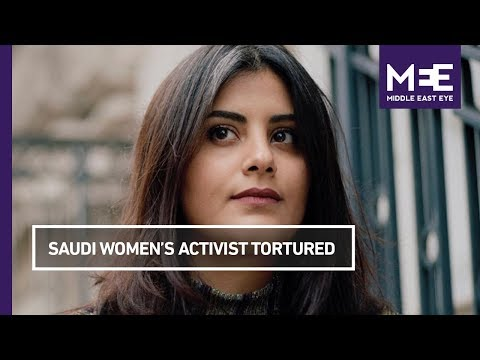 Sister of Loujain al-Hathloul details alleged torture of the women's rights activist