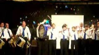 Ballyrashane Flute Band @ Saint Patricks 2008