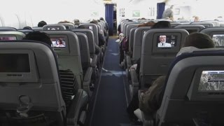 etiquette expert explains how to properly behave on a flight