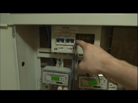 Как подключить выключатель света. Схема подключения выключателя.