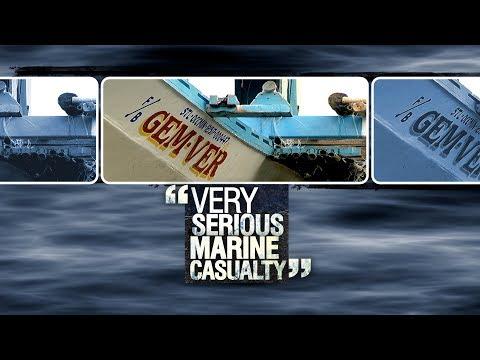24 Oras: MARINA-PCG Report: 'Very Serious Marine Casualty' ang pagbangga sa Gem-Ver 1