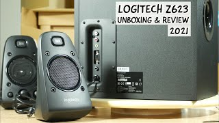 Logitech z623 Review & Unboxing 2021 - YouTube