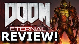 Doom Eternal Is 99% Perfect!  Ps4/xbox One  - Review