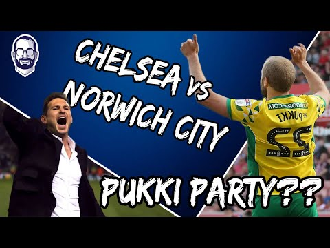 Lampard To Crash The Pukki Party - Chelsea vs Norwich Match Preview