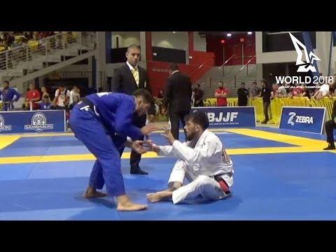 Renato Canuto vs Michael Langhi / World Championship 2018