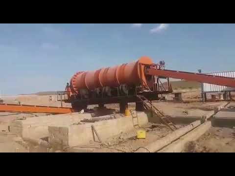 Gold Mine In Sudan