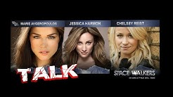 Talk Marie Avgeropoulos//Jessica Harmon//Chelsey Reist (The 100)