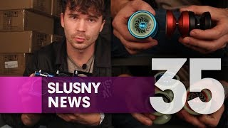 SLUSNY NEWS 35 - YOYOFACTORY GLOW COLLECTION - ENG SUBTITLES