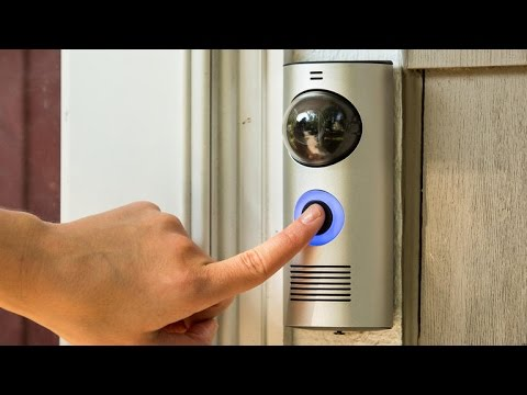 DoorBot's digital peephole doesn't quite cut it