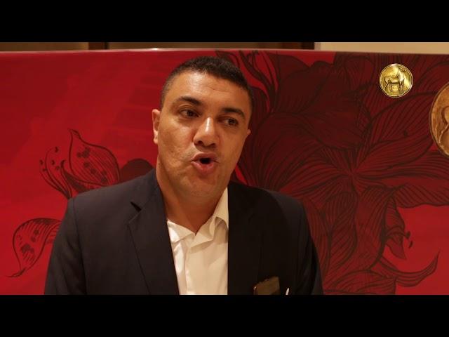 وسام جراد :نجاح الدورة 54 سيجعل مهمة ادارة المهرجان في الدورة القادمة صعبة