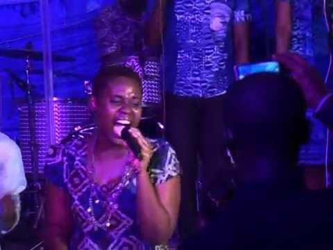 Ghanaian Reggae Medley by  Living Praise Choir @LWC AG Glorious Celebration 2014