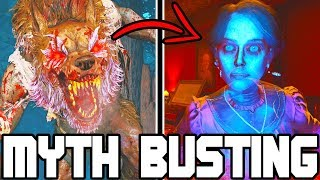 "SECRET TELEPORT!!! // ""DLC1 DEAD OF THE NIGHT"" // BLACK OPS 4 ZOMBIES // MYTH BUSTING MONDAYS #9"