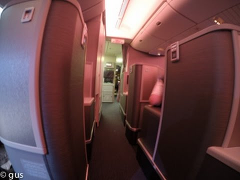 New American Airlines Business Class 777 200 772 With Lie Flat Beds Youtube